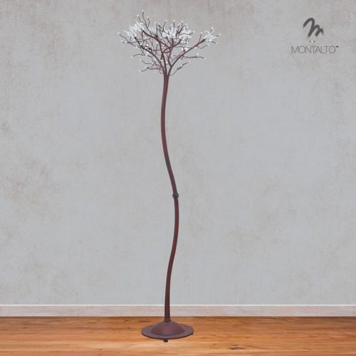floral standing lamp ariano