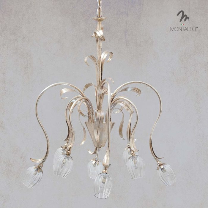murano glass ceiling lamp flea