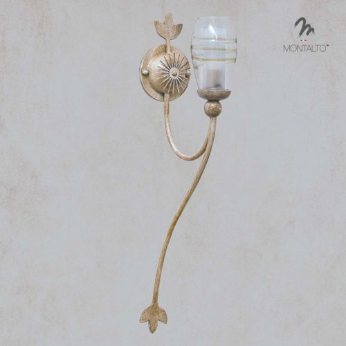 murano glass wall lights arno