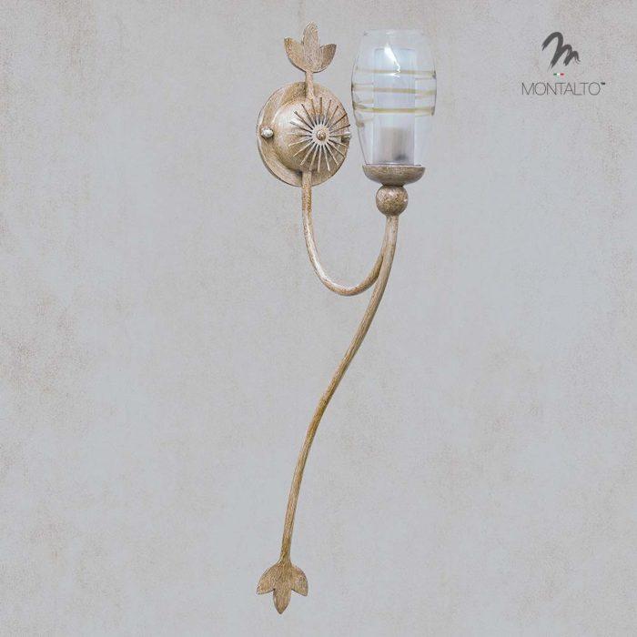 murano glass wall lights arno