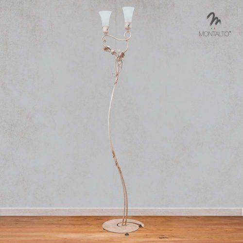 flower floor lamp aster