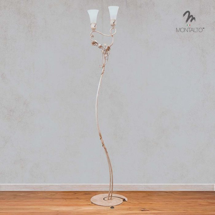 flower floor lamp aster