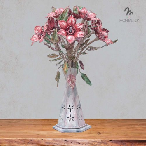 flower desk lamp camelia
