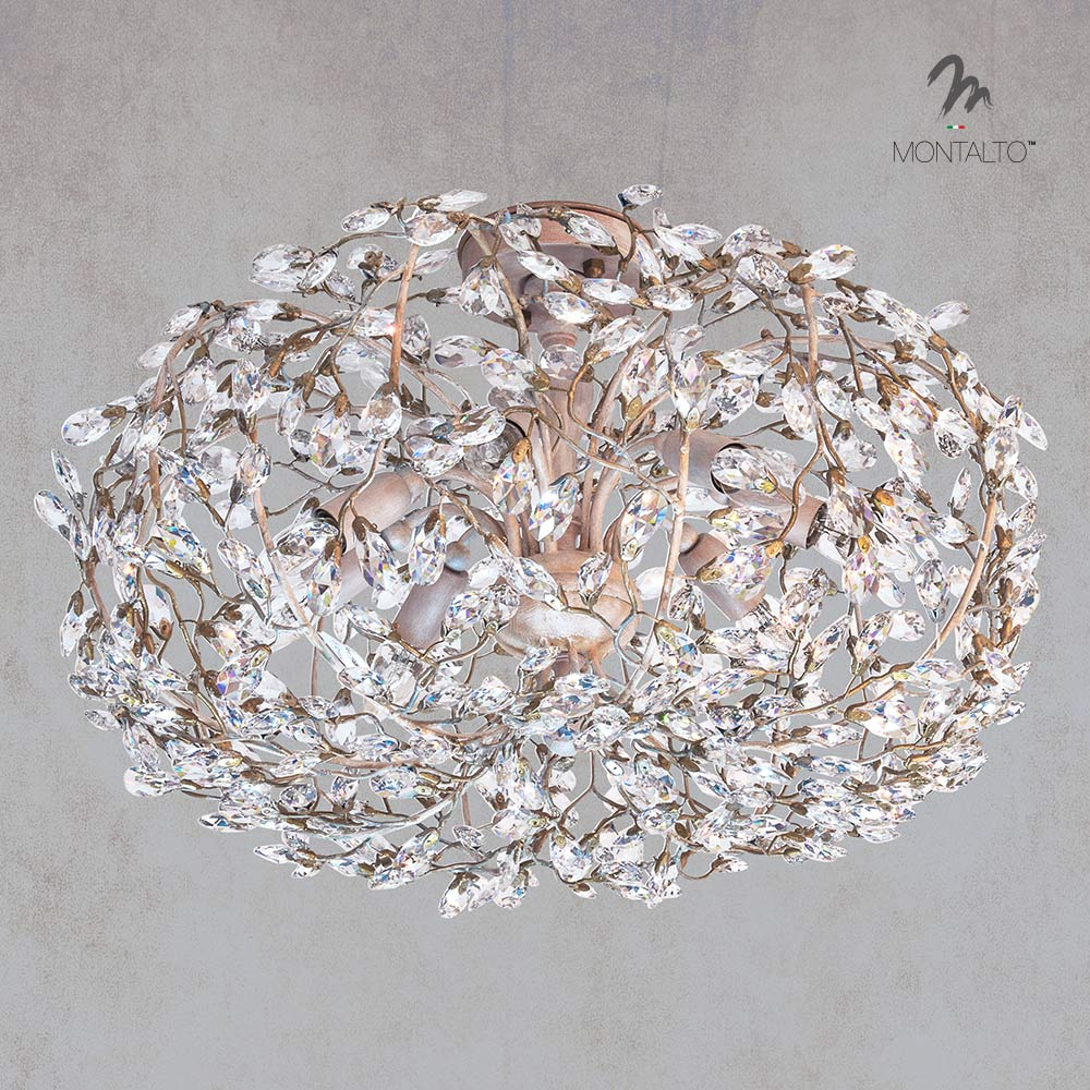 crystal pendant lamp cecina