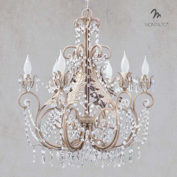swarovski chandelier estense