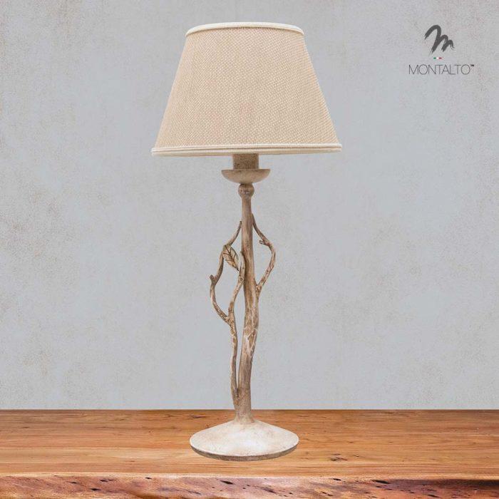 wrought iron desk lamp frasca