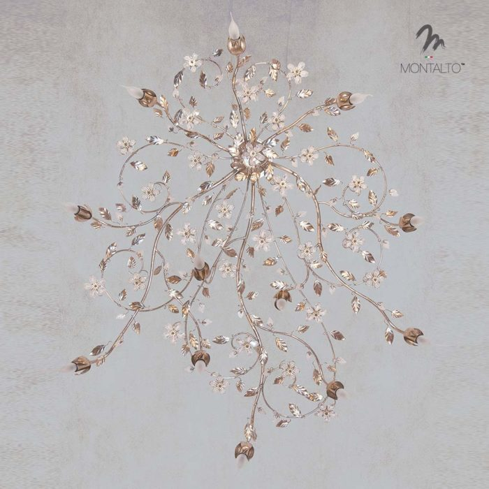 asfour crystal ceiling lamp lory