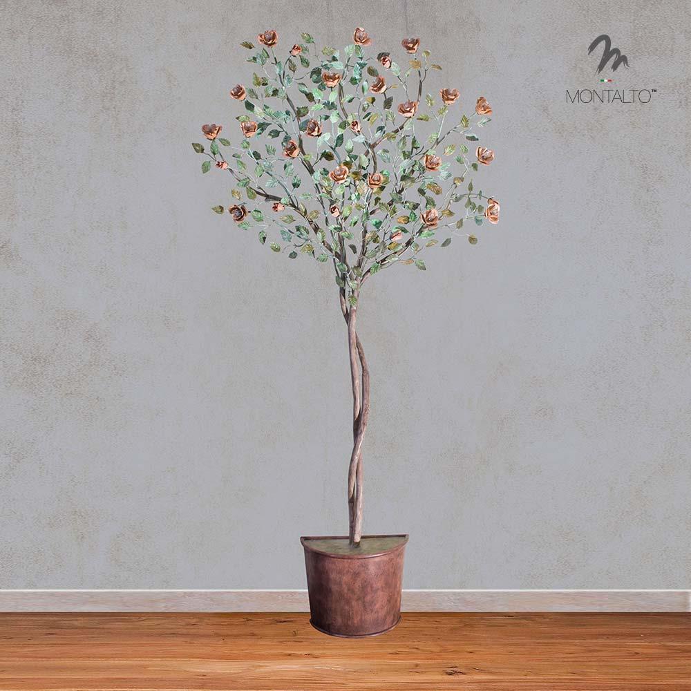 floral floor lamp monticola