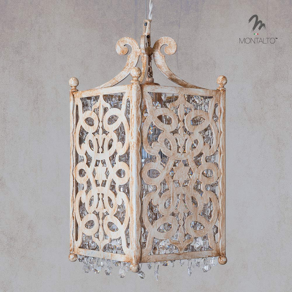 swarovski crystal ceiling lamp persica