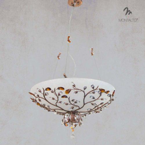 crystal chandelier volterra